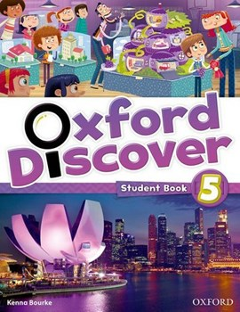 Oxford Discover: 5: Student Book by