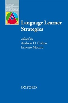 Language learner strategies by Andrew Cohen