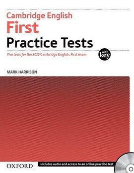 Cambridge English First Practice Tests: Tests With Key and Audio CD Pack by