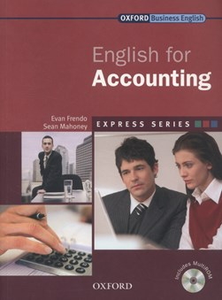 English for accounting by Evan Frendo