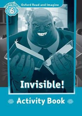 Invisible! Activity book by Paul Shipton