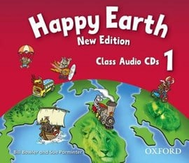 Happy Earth: 1 New Edition: Class Audio CDs by