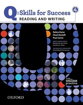 Q Skills for Success: Reading and Writing 4: Student Book with Online Practice by
