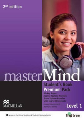 masterMind (2nd Edition) 1 Student's Book Premium with Video by Mickey Rogers