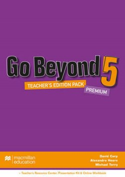 Go Beyond Premium Pack 5 by Anna Cole