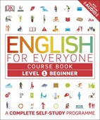 English for everyone. Level 1, beginner Course book