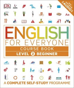 English for everyone. Level 2, beginner Course book by Rachel Harding