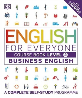 English for everyone Level 2 Course book by DK