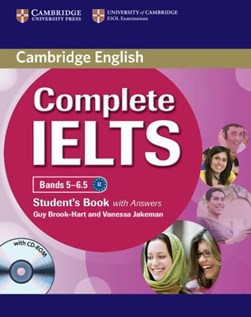 Complete IELTS. Bands 5-6.5 by Guy Brook-Hart