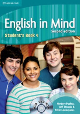 English in mind. Student's book 4 by Herbert Puchta