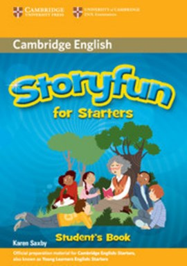 Storyfun for starters. Student's book by Karen Saxby