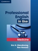 Professional English in use. Medicine