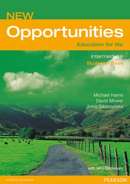 Opportunities Global Intermediate Students' Book NE by Michael Harris