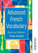 Advanced French Vocabulary