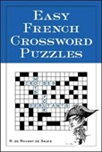 Easy French Crossword Puzzles