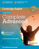 Complete advanced. Student's book with answers