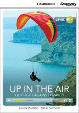 Up in the air by Caroline Shackleton