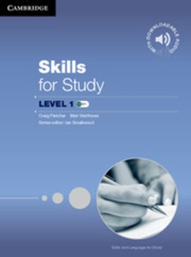 Skills for Study Student's Book with Downloadable Audio Student's Book with Downloadable Audio by Craig Fletcher
