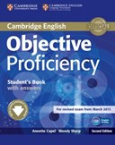 Objective proficiency. Student's book with answers