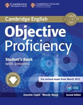 Objective proficiency. Student's book with answers by Annette Capel