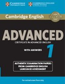 Cambridge English. Advanced with answers 1