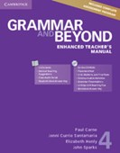 Grammar and beyond. 4 Enhanced teacher's manual with CD-ROM