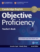 Objective proficiency. Teacher's book