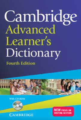 Cambridge advanced learner's dictionary by IDM