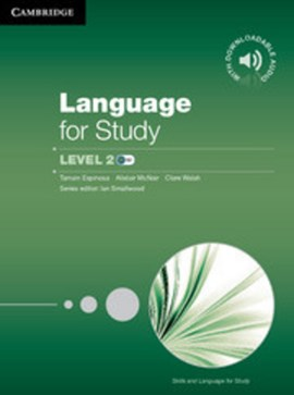 Language for Study Student's Book with Downloadable Audio Student's Book with Downloadable Audio by Tamsin Espinosa