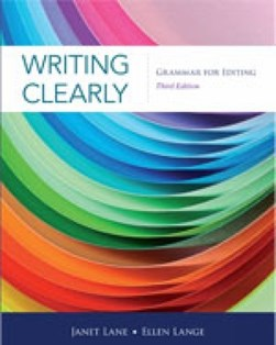 Writing clearly by Janet Lane