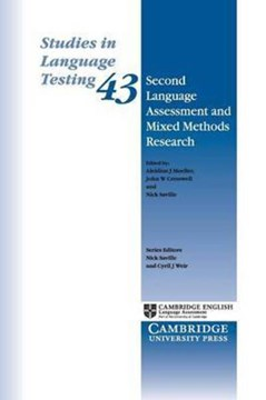 Second language assessment and mixed methods research by Aleidine J. Moeller