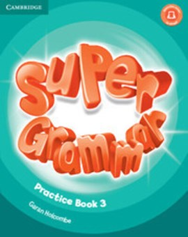 Super minds. Level 3 Super grammar book by Herbert Puchta