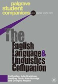 The English language and linguistics companion