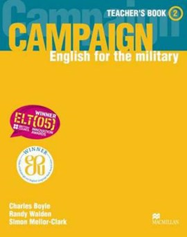 Campaign 2 Teacher Book by Charles Boyle