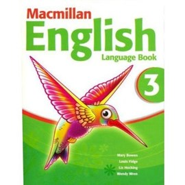 Macmillan English language book 3 by Mary Bowen