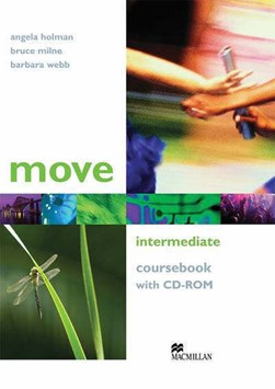 Move Intermediate Student's Book Pack by Angela Holman