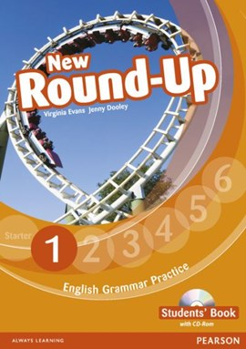 Round Up Level 1 Students' Book/CD-Rom Pack by Jenny Dooley