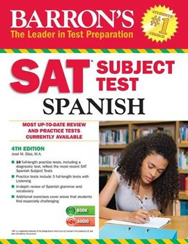 SAT subject test Spanish by Jose Diaz