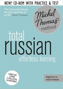 Total Russian with the Michel Thomas Method by Natasha Bershadski