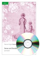 Pearson English Readers Level 3: Sense and Sensibility (Book + CD)