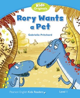 Rory wants a pet by Gabrielle Pritchard