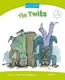 Pearson English Kids Readers Level 4: The Twits