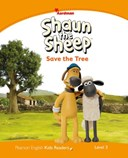 Pearson English Kids Readers Level 3: Shaun the Sheep Save the Tree