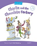 Pearson English Kids Readers Level 5: Charlie and the Chocolate Factory