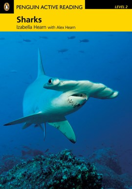 Pearson English Active Readers Level 2: Sharks (Book + CD) by Izabella Hearn