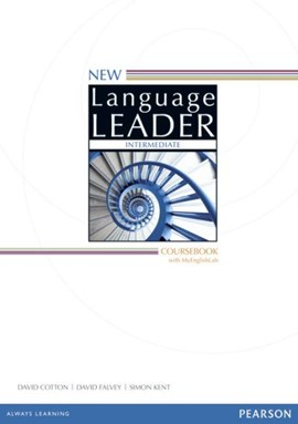 New Language Leader Intermediate Coursebook with MyEnglishLab Pack by Mr David Cotton