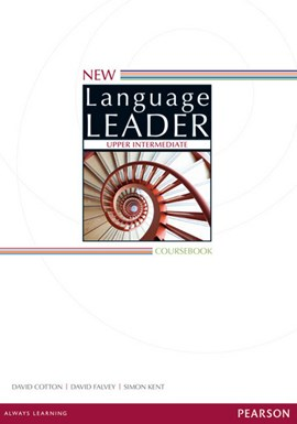 New language leader. Upper intermediate Coursebook by Mr David Cotton