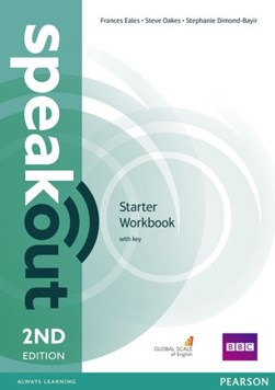 Speakout. Starter workbook with key by Frances Eales