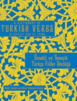 A dictionary of Turkish verbs by Ralph Jaeckel