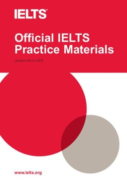 Official IELTS practice materials by Cambridge ESOL